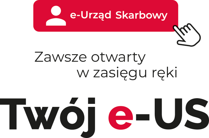 Logo twój e-US. Zawsze otwarty. W zasięgu ręki.